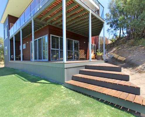 Moonah links new custom home