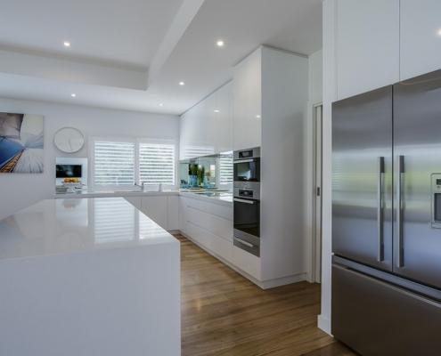 Blairgowrie custom designed house
